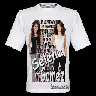 SELENA GOMEZ FEATURE T-SHIRT