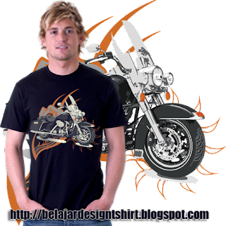 MOTORCYCLE MANIA T-SHIRT DESIGN