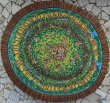 """Círculo do Ciclo (""""quadro"""" menção honrosa no PRÊMIO BANDEPE - VALOR PERNAMBUCANO - 2002"""
