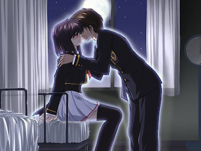جماع وبوس واحضان بالصور الانمي anime_kiss_fav023930