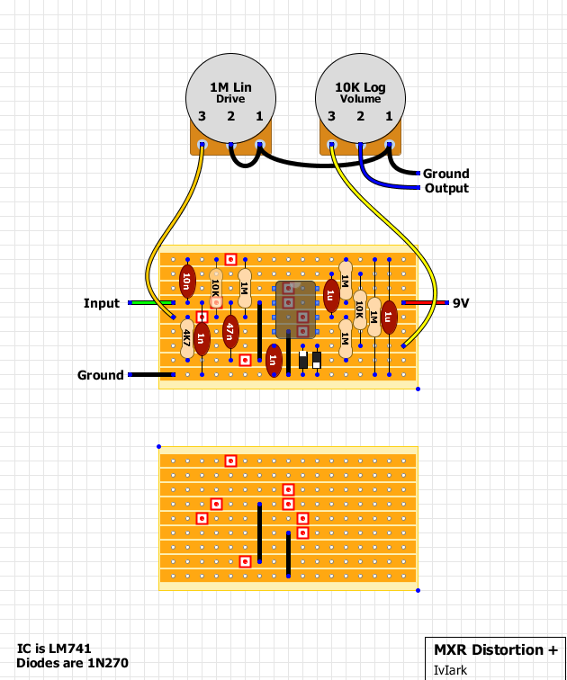 5 Tremolo further Showthread moreover Woolly Mammoth additionally Schematics also 1975 Tremolo Unit Schematic Diy Pedal Analogue. on tube tremolo pedal schematic