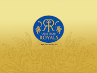 New Poster of team Rajasthan Royals