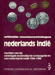 Katalog uang logam Netherlands Indies 1594-1949