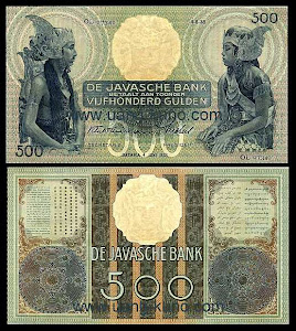 Wayang 500 gulden