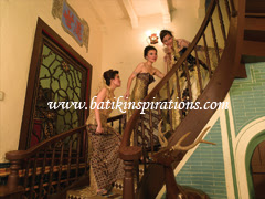 nyonya, antique staircase