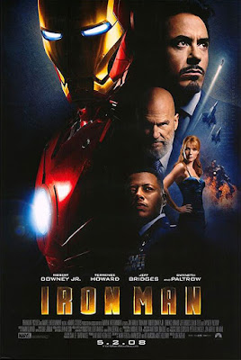 iron man poster, robert downey, Gwyneth Paltrow