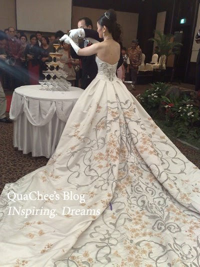 Quachee 39 S Blog Indonesian Wedding Dress