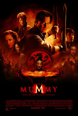 The Mummy 3 - Tomb Of The Dragon Emperor