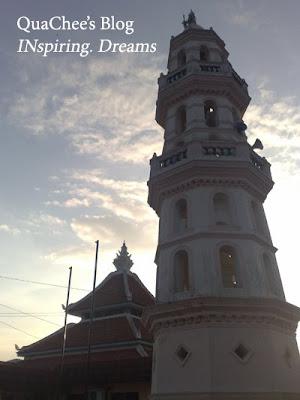 kampung, mosque