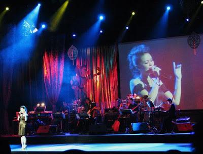 karen kong, concert
