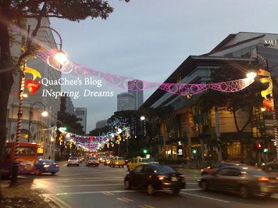 singapore christmas a sweet christmas