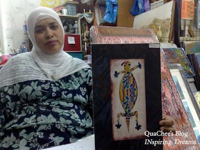 batik, batik artist