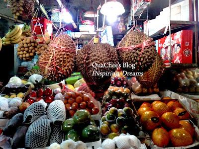 shanghai fruits