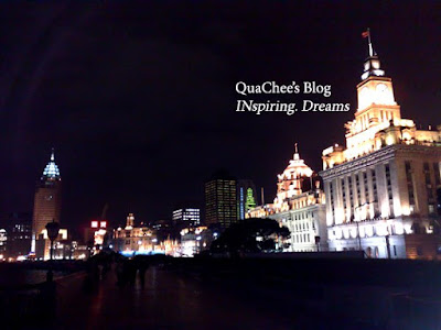 china, shanghai, the bund