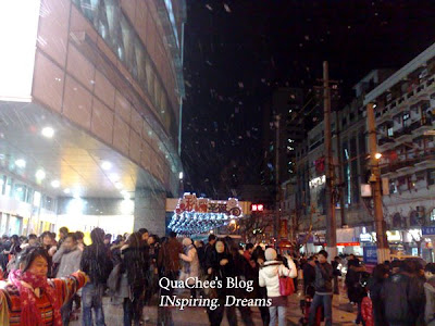 shocking shanghai snow