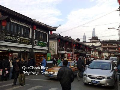 yuyuan garden bazaar