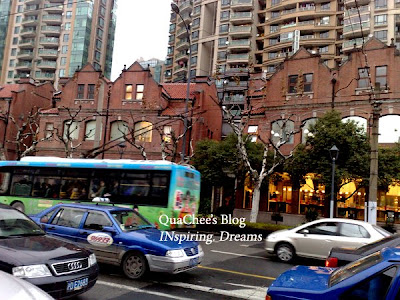 shanghai, place to visit - beijing road