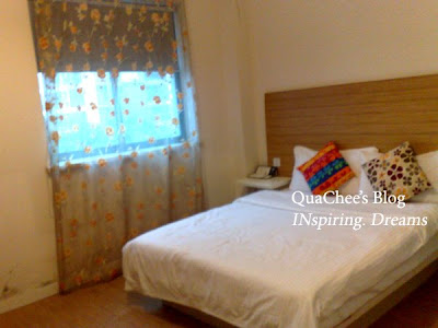 shanghai budget hotel, uhome inn, room, queen bed