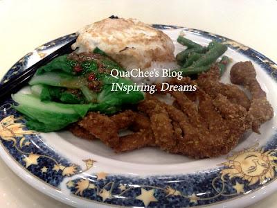 shanghai food, rice