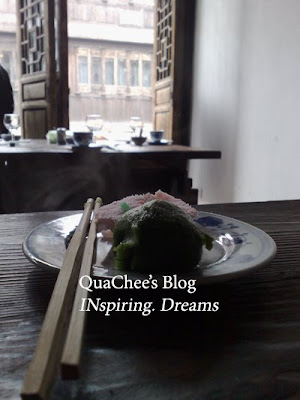 china food, wuzhen food, cake dessert