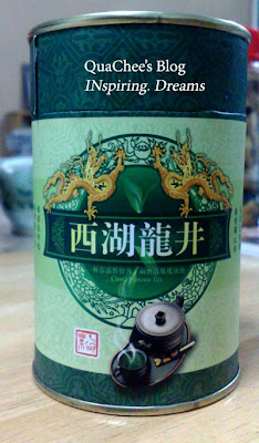 china souvenir green tea