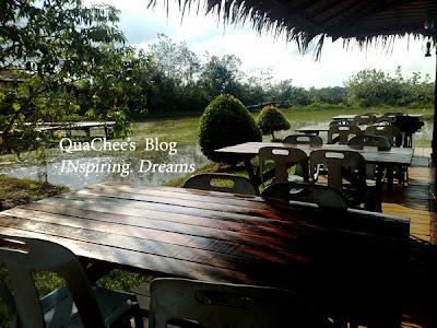 proboscis monkey tour sabah restaurant