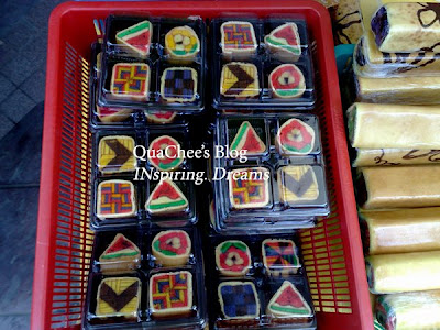 gaya market kuih lapis
