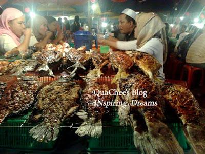 kk waterfront market bbq seafood