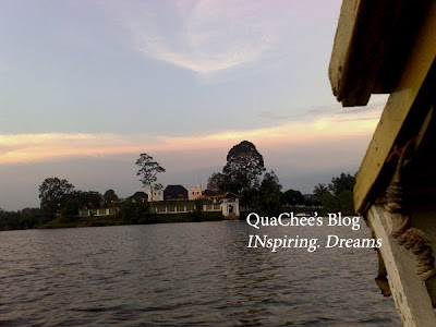 kuching river cruise astana