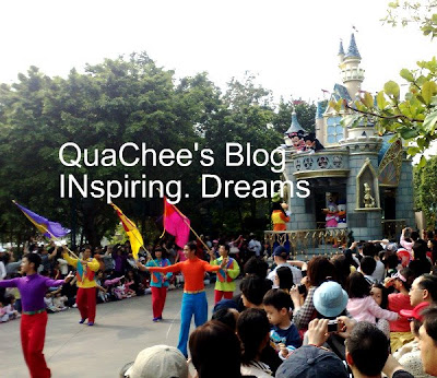 hong kong disneyland disney on parade