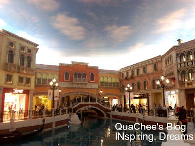 venetian macau shoppping