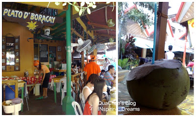 dtalipapa boracay coconut restaurant