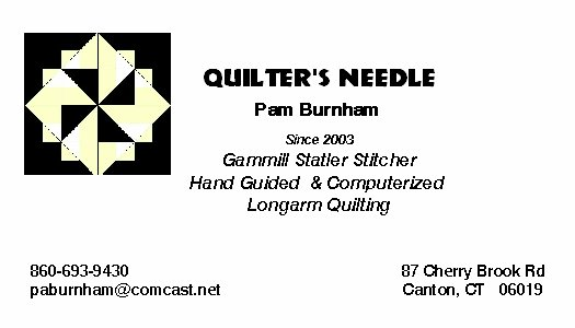 Quilter's Needle