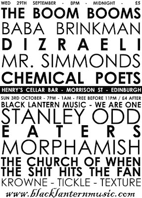 Black Lantern Gigs