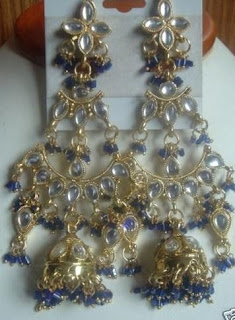 Kundun earrings