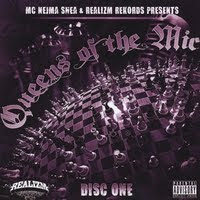 Realizm Rekords &amp; MC Nejma Shea Present: Queens of the Mic (click image to buy/preview)