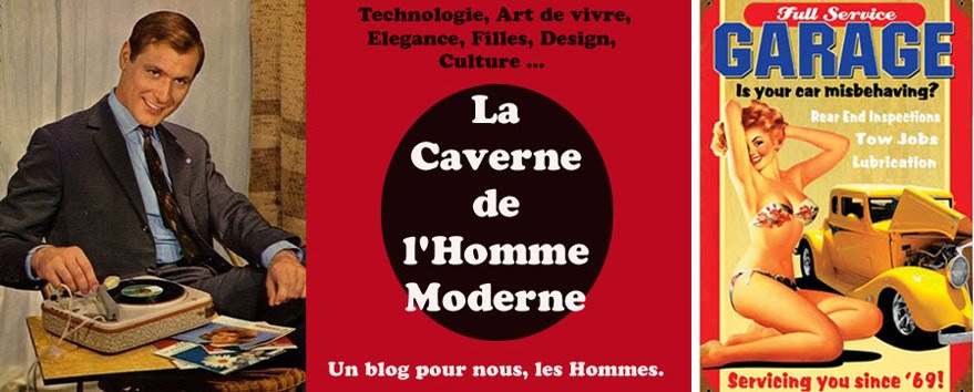 La Caverne de l&#39;Homme Moderne