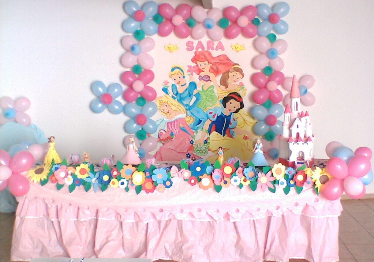 decoracao festa princesas : Fine Arts Decora??es: Decora??o da Festa das Princesas