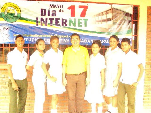 Celebración Cumpleaños de INTERNET 2010