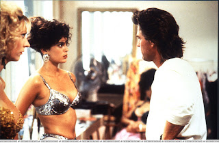 Terri Hatcher and Kurt Russel Tango and Cash