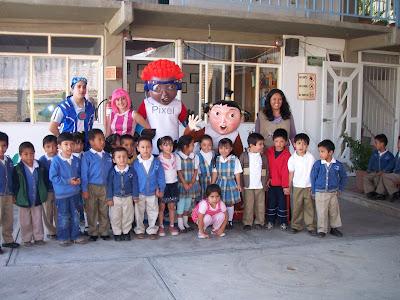 Nappy Club: Los Mejores Shows Infantiles!!: Fiesta Colegio ... - photo#27