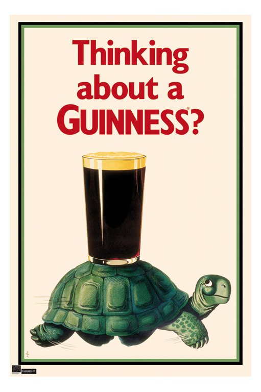 guinness wallpaper. guinness crab poster