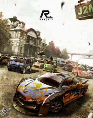 RayCity Racing Game Free Download