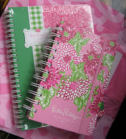 My Lilly Pulitzer Give-Away