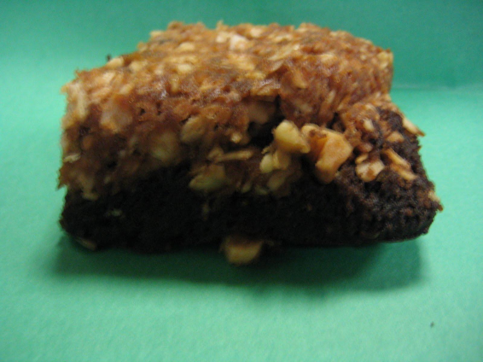 Betty Crocker Cooky Challenge: UPSIDEDOWN BROWNIES
