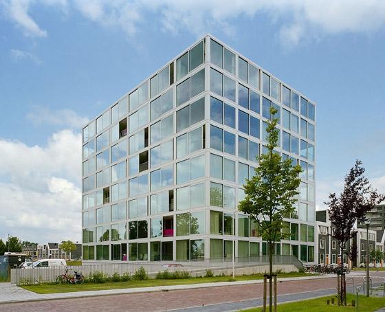 Atelier kempe thill hiphouse housing hic arquitectura - Atelier arquitectura ...