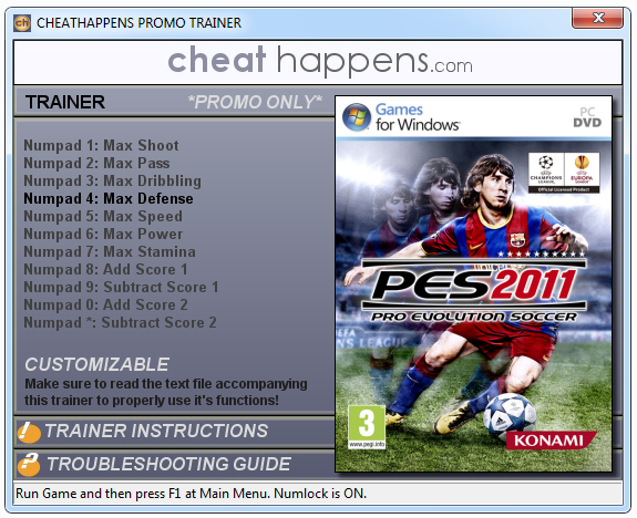 Cheatbook 2015 download softonic pes2011