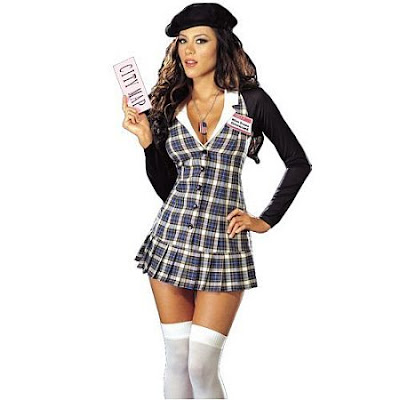 Foreign Exchange Student Sexy Adult Costume Tags: college teen cash books exchange hardcore bang Teens