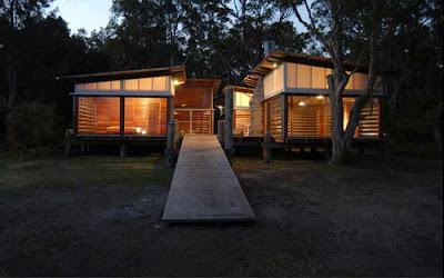 house design: lakehouse designcasey brown architecture
