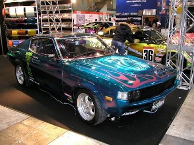 tokyo auto salon 2007 contest